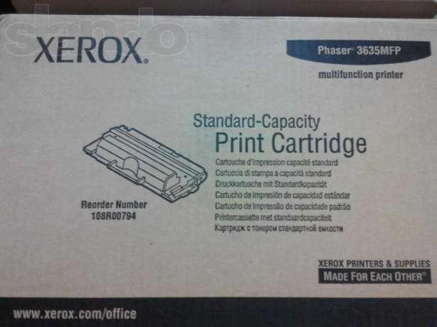 Xerox Phaser 3635 Black 108R00794