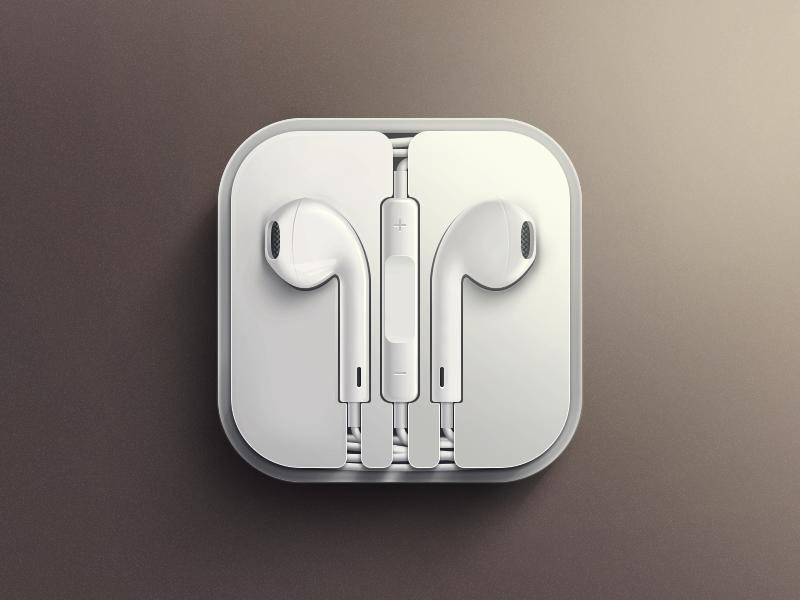 Наушники, гарнитура Apple EarPods Headphones with Remote and Mic