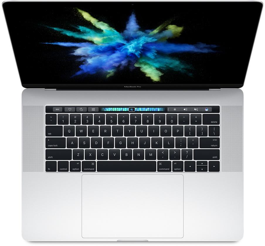 New 2019 MacBook Pro Touch Bar