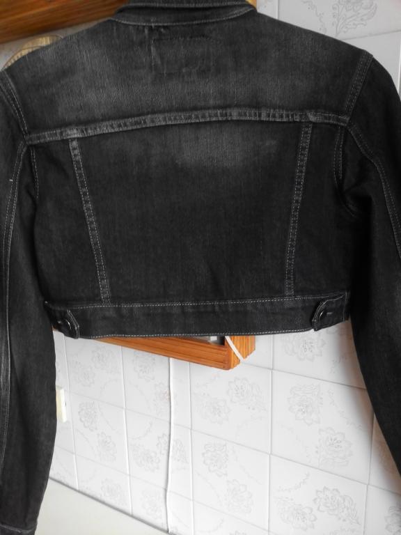 Куртка джинсова коротка нова  Куртка джинсова коротка нова ... 54198cf0322fd