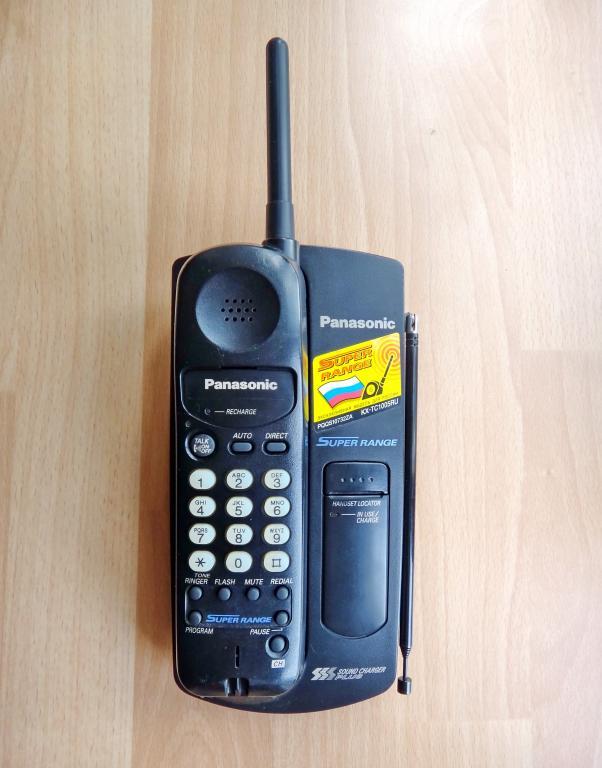 Радиотелефон ремонт своими руками
