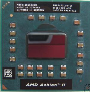 Продам AMD Athlon II Dual-Core Mobile P340