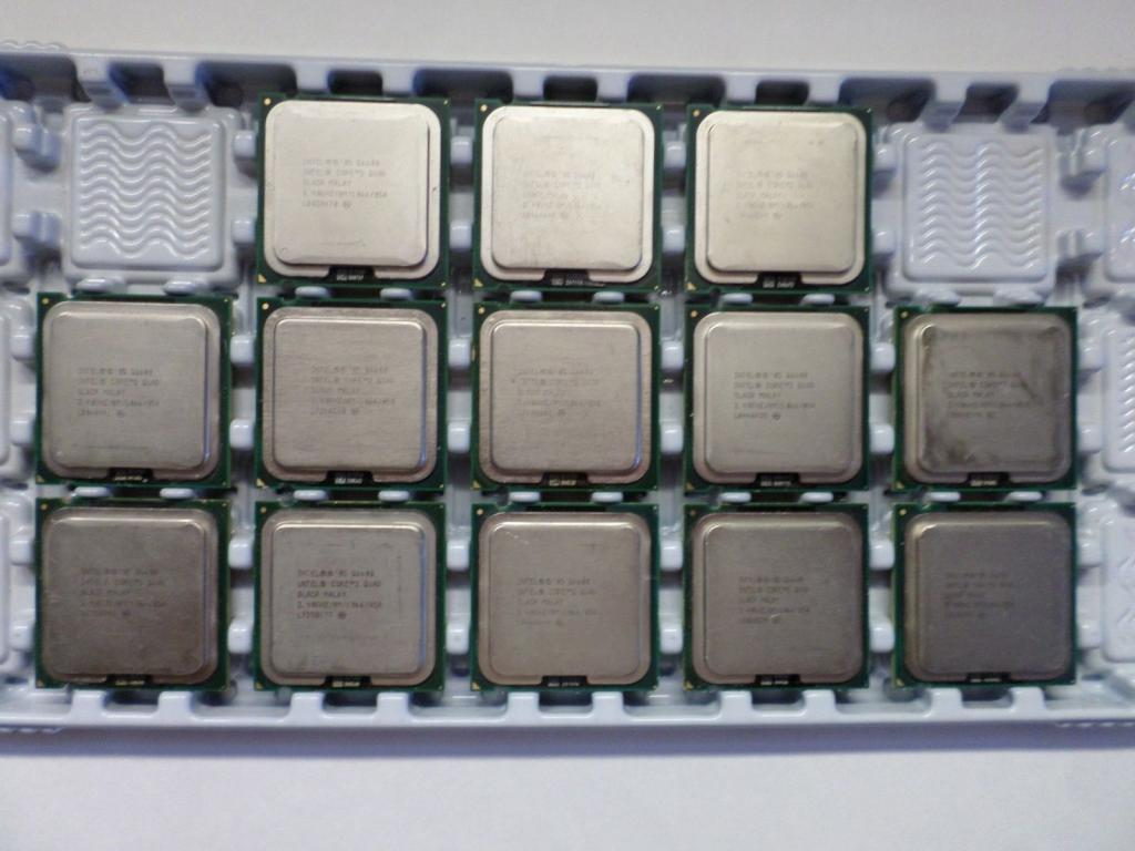 Процессоры Intel Core 2 Quad, Xeon сокет 775