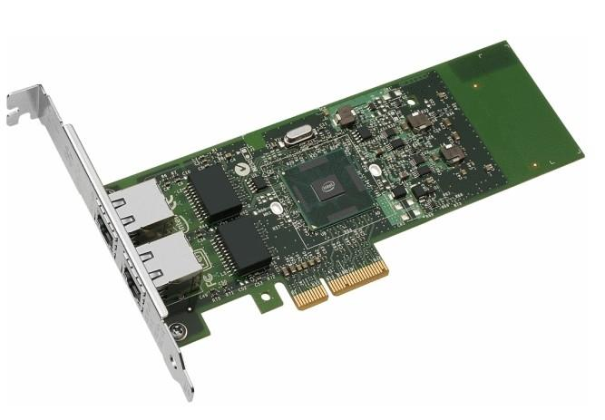 Intel Gigbabit ET Dual Port Server Adapter E1G42ETBLK